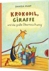 Krokodil, Giraffe und die große Überraschung