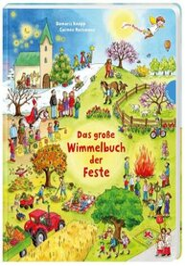 Das große Wimmelbuch der Feste