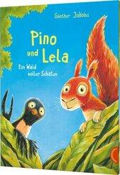 Pino und Lela: Ein Wald voller Schätze