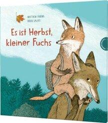 Es ist Herbst, kleiner Fuchs