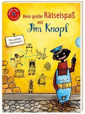 Mein großer Rätselspaß mit Jim Knopf