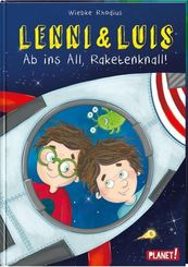 Lenni und Luis: Ab ins All, Raketenknall!