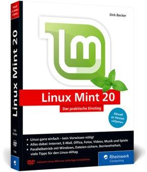 Linux Mint 20, m. 1 DVD-ROM