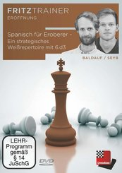 Spanisch für Eroberer - Ein strategisches Weißrepertoire mit 6.d3, DVD-ROM