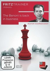 The Benoni is back in business, DVD-ROM