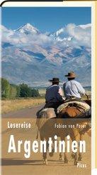 Lesereise Argentinien