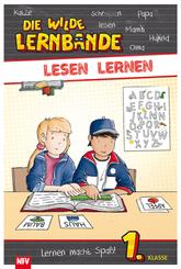 Die wilde Lernbande - Lesen lernen