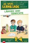 Die wilde Lernbande - Längen und Gewichte