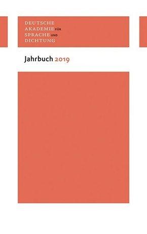 Deutsche Akademie für Sprache und Dichtung: Jahrbuch 2019
