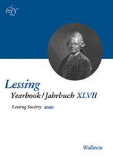 Lessing Yearbook / Jahrbuch; Band 7 - Bd.47