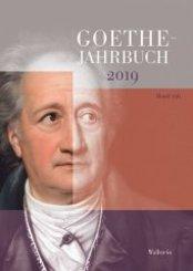 Goethe-Jahrbuch: Goethe-Jahrbuch 136, 2019; 136, 2019