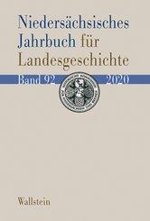 Niedersächsisches Jahrbuch für Landesgeschichte - Bd.92