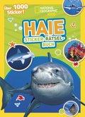 Haie Sticker-Rätsel-Buch