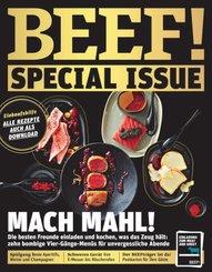 BEEF! - Für Männer mit Geschmack: Special Issue: Mach Mahl!
