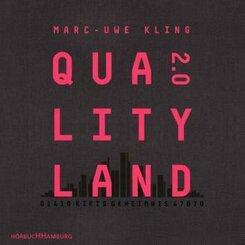 QualityLand 2.0, 8 Audio-CD