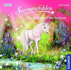 Sternenfohlen - Die goldene Flaschenpost, 1 Audio-CD