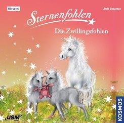 Sternenfohlen - Die Zwillingsfohlen, 1 Audio-CD