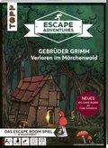 Escape Adventures - Gebrüder Grimm: Verloren im Märchenwald