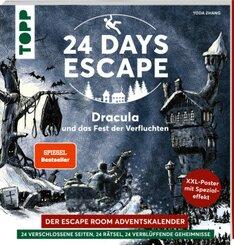 24 DAYS ESCAPE - Der Escape Room Adventskalender: Dracula und das Fest der Verfluchten