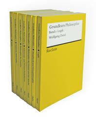 Grundkurs Philosophie, 7 Bde.