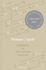 Frauen | Lyrik. Gedichte in deutscher Sprache; .