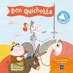 Kinderklassiker-Soundbuch - Don Quichotte