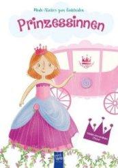 Mode-Sticker zum Einkleiden - Prinzessinnen