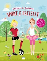 Sport & Freizeit, Stickerbuch