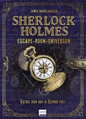 Sherlock Holmes - Escape-Room-Universum