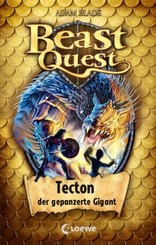Beast Quest - Tecton, der gepanzerte Gigant
