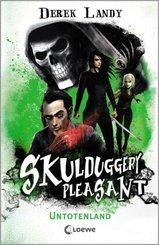 Skulduggery Pleasant - Untotenland