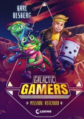 Galactic Gamers - Mission: Asteroid