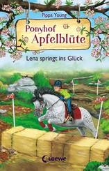 Ponyhof Apfelblüte (Band 16) - Lena springt ins Glück