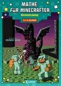 Mathe für Minecrafter - Rechentraining