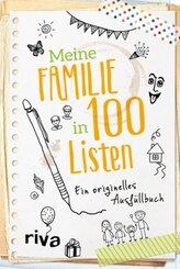 Meine Familie in 100 Listen