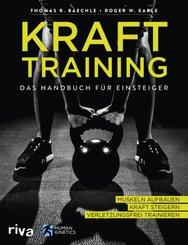 Krafttraining - Das Handbuch für Einsteiger