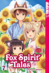 Fox Spirit Tales - Bd.7
