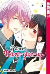 Prince Never-give-up - Bd.5