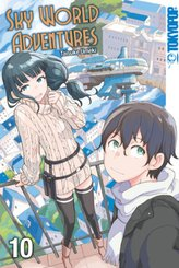 Sky World Adventures - Bd.10