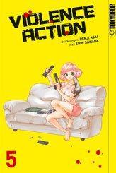 Violence Action - Bd.5