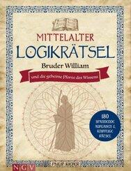 Mittelalter Logikrätsel - Bruder William und die geheime Pforte des Wissens
