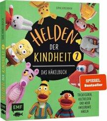 Helden der Kindheit - Das Häkelbuch - .2