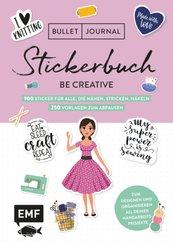 Bullet Journal - Stickerbuch - Be creative