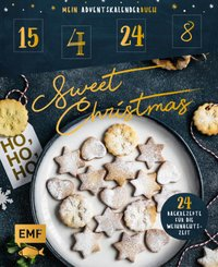 Mein Adventskalender-Buch: Sweet Christmas