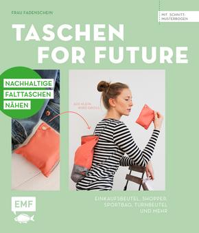 Taschen for Future - Nachhaltige Falttaschen nähen