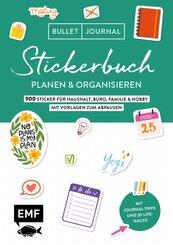 Bullet Journal - Stickerbuch - Planen & organisieren