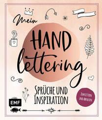 Mein Handlettering - Sprüche und Inspiration