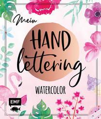 Mein Handlettering - Watercolor