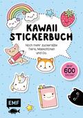 Kawaii Stickerbuch - Bd.2