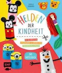 Helden der Kindheit - Das Bastelbuch